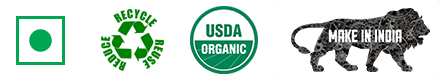 MAKE IN INDIA, USDA ORGANIC